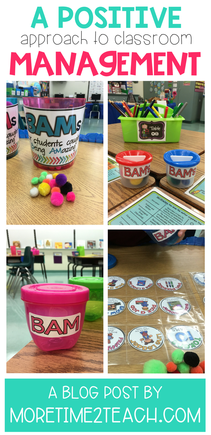Are you looking for an POSITIVE and EFFECTIVE BEHAVIOR MANAGEMENT system that your students will enjoy? BAMS are a great way to motivate and praise your students!