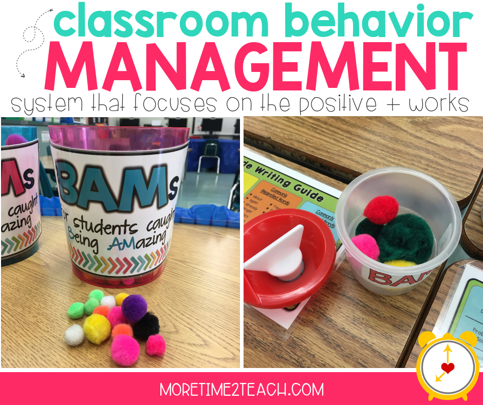 In the 18 years I've been teaching, I've tried all sorts of behavior management systems. Incorporating BAMS into my classroom was the best decision I've ever made! My kids love it + I love it too #teacherwin #classroommanagement