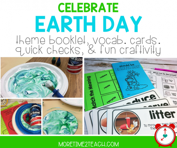 Are you looking for unit on Earth Day that is more than just a simple art project? Would you like your students to learn how Earth Day came to be, why it is important to take care of our planet, how recycling works, and other interesting topics? If so, then this unit might just be the thing for you!