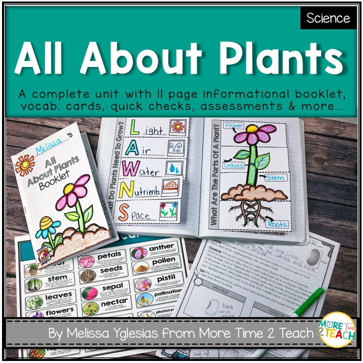 Don't you just love the Spring! It's the perfect time of year to learn about how plants grow. And what better way to get your kids excited about science, then by watching kid-friendly videos on plants. Kid-Friendly Videos You Should Be Using To Teach About Plants - More Time 2 Teach #Sciencevideos #Spring #AllAboutPlantsUnit