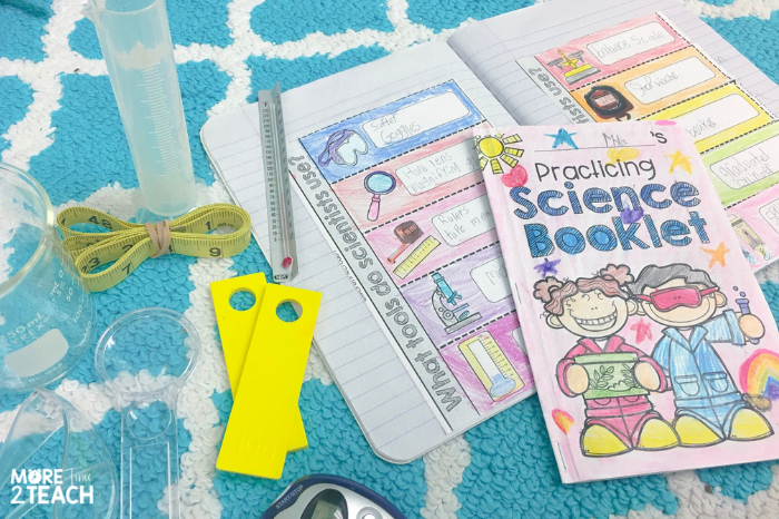 Teaching science effectively to kids can be tricky… especially when time is limited + the materials you've been given are anything but kid-friendly! However, by starting the year off focusing on these 5 concepts, you'll almost guarantee yourself smoother labs and more engaged learners. The sample activities are sure to make your introduction to science lessons engaging for your elementary students. #backtoschool #backtoschoolscienceactivities #backtoschoolelementaryscience #beginningoftheyearactivities #elementaryscience #moretime2teach