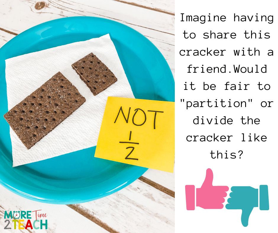 Teaching fractions is not an easy task! But it doesn't have to be…  Read on to finally understand why fractions are so difficult for children and what you can do to make sure your students don't struggle.