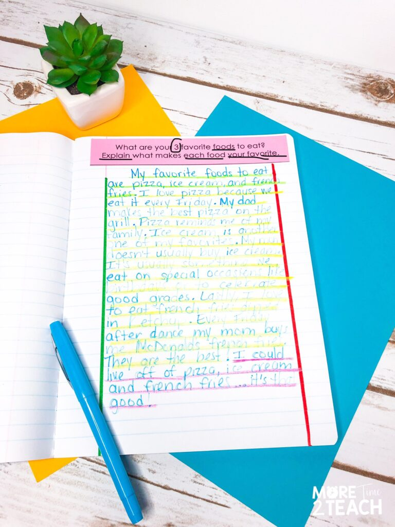 Teaching students how to write a paragraph is not easy. But breaking the writing process up into 6 steps makes paragraph writing easier for kids to follow and understand. Read on to find out what those important steps are...